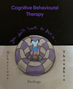 CBT therapist trainer supervisor